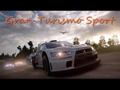 Gran Turismo Sport HD online Live Rennen PS4