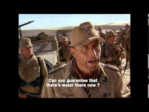 Sahara 1995 - Legendary scene with von Falken