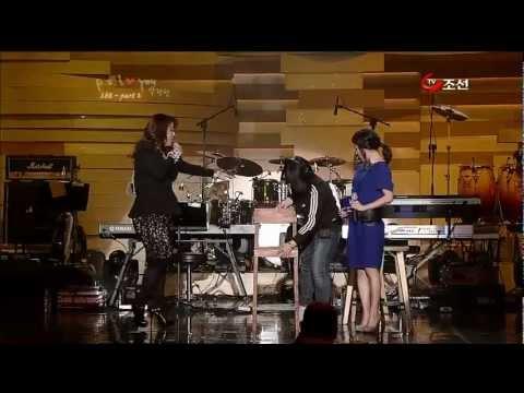 [2012.02.18] 박정현 (Lena Park), 이영현 / 정인 / 크리스티나 러브리