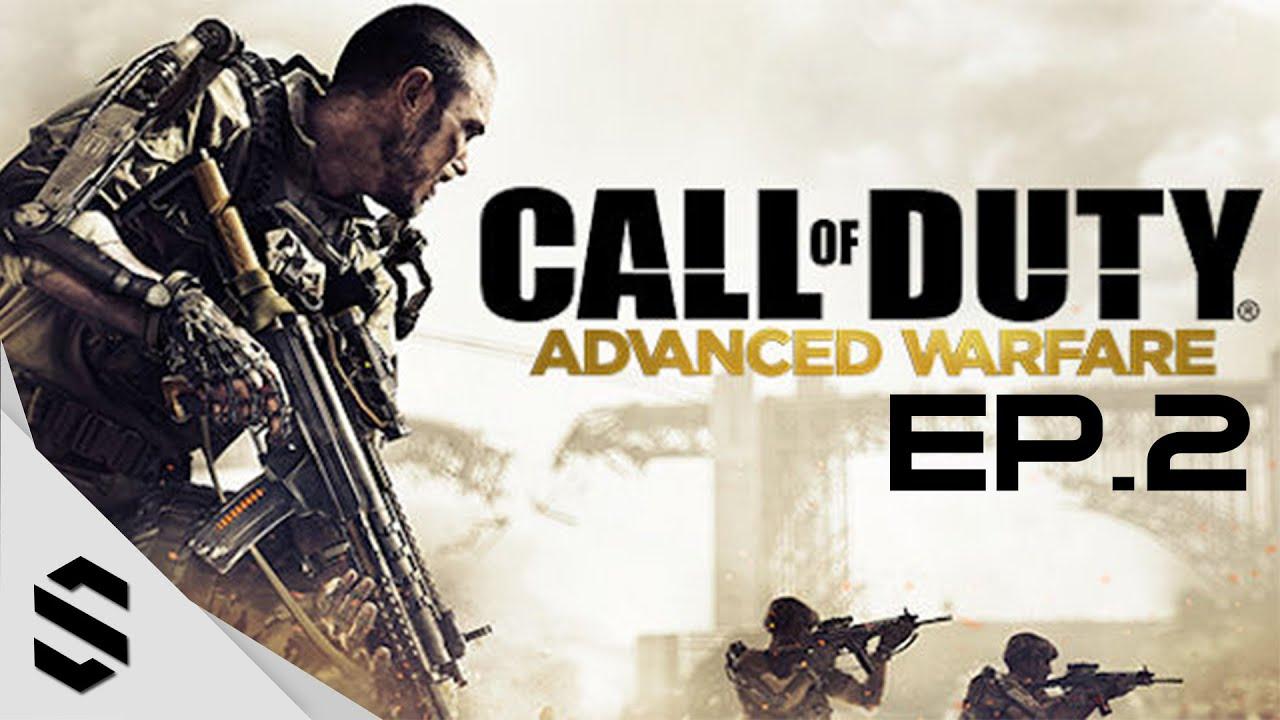 【決勝時刻:先進戰爭】- PC特效全開中文劇情電影60FPS - 第二集 - Call of Duty: Advanced Warfare - Episode 2 - 使命召喚11 ...