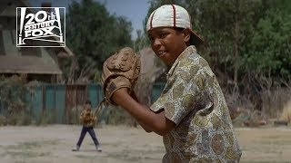 While playing baseball benny (mike vitar) bust opens a baseball.it's the early 1960s and fifth-grader scotty smalls (tom guiry) has just moved into town with...