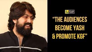 Yash, Farhan Akhtar & Ritesh Sidwani | KGF | 10 Questions with Sneha