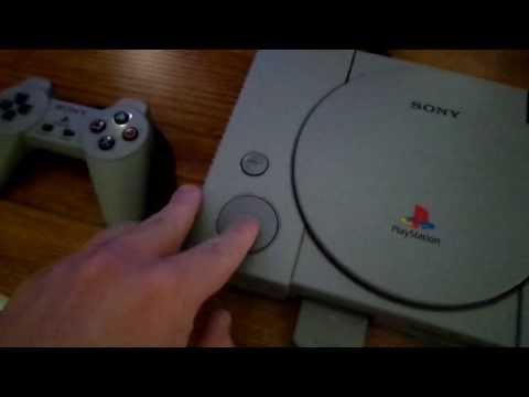 Original Playstation 1 Startup!