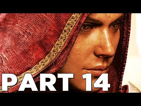 ASSASSIN'S CREED ODYSSEY Walkthrough Gameplay Part 14 - ATHENS (AC Odyssey)