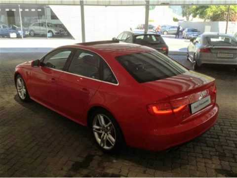 2014 audi a4 2 0t fsi 165kw quattro s tronic auto for sale on auto trader south africa youtube. Black Bedroom Furniture Sets. Home Design Ideas