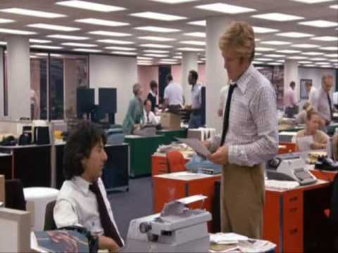 All The President's Men - A Peculiar Introduction