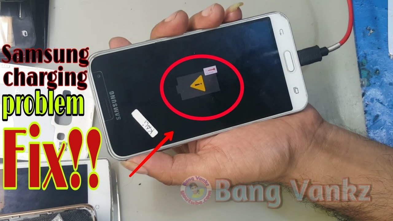 Charging Paused Battery Temperature Too Low Samsung J3 6 100 Fix