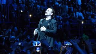U2 Pride ( in the Name of Love) + speech  Live @ Forum Assago Milano 11/10/2018 Experience Tour