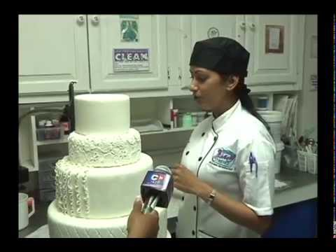GETTING HITCHED WITH MARIE HULL WEDDING CAKE INTERVIEW