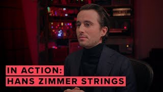 In Action Hans Zimmer Strings