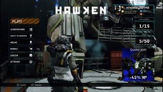 Welp i suck (more Hawken gameplay)