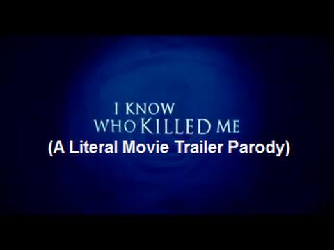 Lindsay Lohan in I Know Who Killed Me - A Literal Movie Trailer Parody
