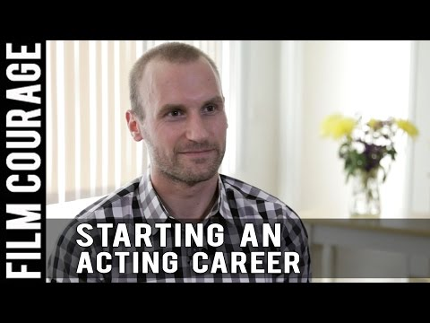 Starting An Acting Career In Los Angeles  Full  with Anthony elli