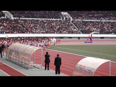 Pyongyang Marathon 병양 마리톤 2015