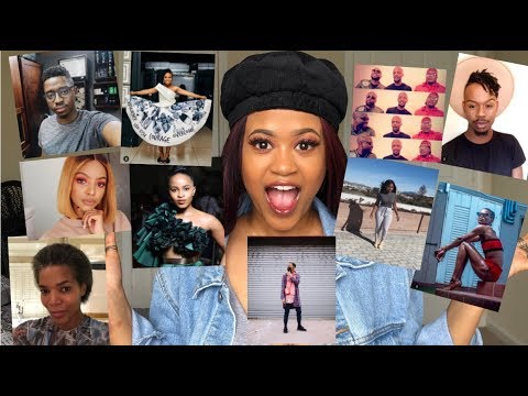 MY TOP 10 FAVORITE SOUTH AFRICAN AND BATSWANA INFLUENCERS ...