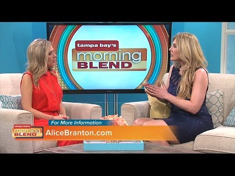 Alice Branton Interviewed on ABC Tampa, Florida