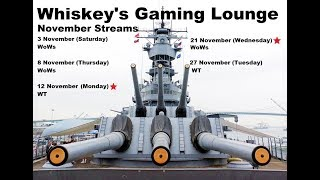 UrPeaceKeeper Gone Live! - World of Warships Live Stream #059