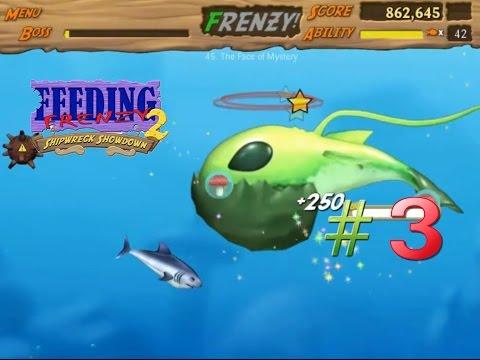 Feeding Frenzy 2 #3 (Stage 33-48) - ศึกดวลเดือดกับปลาเอเลี่ยนเริ่มขึ้นแล้ว