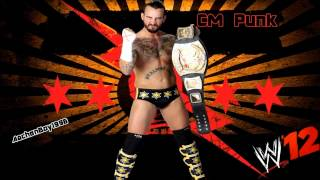 WWE CM Punk 2nd Theme Song