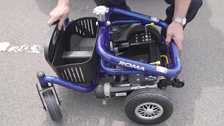 The Reno II Power Chair by ROMA
