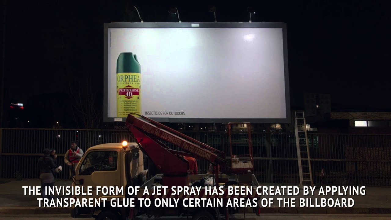 15 of the Most Creative Billboard Ads From Around the World