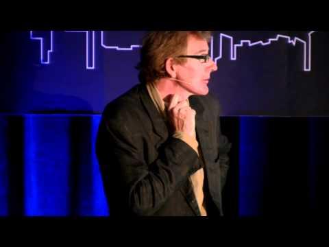 TEDxTheHague - Martin Sjardijn - Earth is Done