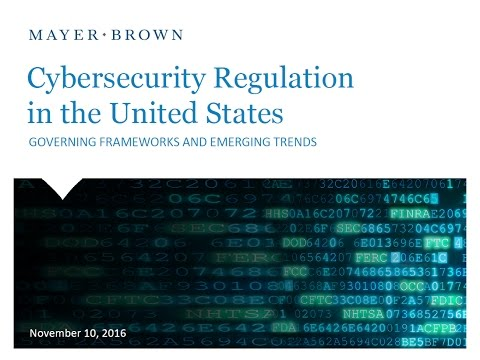 Cybersecurity Regulation in the United States Governing Frameworks and Emerging Trends