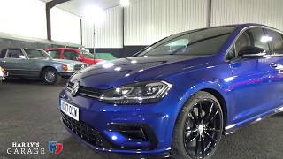2018 Volkswagen Golf R real-world review