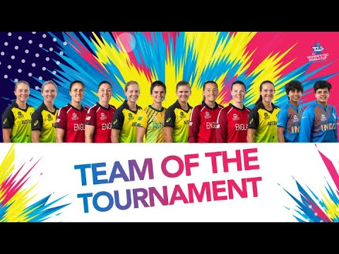 The ICC Women's T20 World Cup 2020 Team of the Tournament