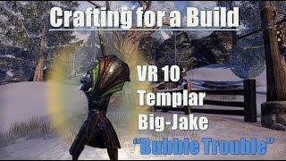 Elder Scrolls Online - Crafting for a Build