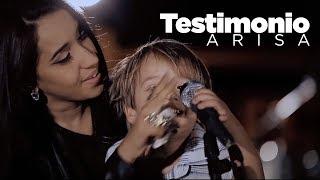 Arisa - Mi Testimonio