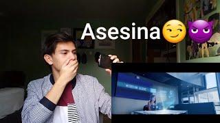 Asesina  - Brytiago  Darell  Daddy Yankee  Ozuna  Anuel Aa Rreaccion