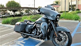 2018 CVO Street Glide (FLHXSE) Harley-Davidson│First Ride and Detailed Review