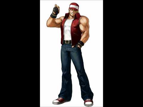 KOF XIII : All of Terry Bogard's Voice Lines