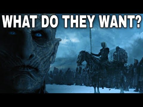 The Reason Why The Others Have Returned? - Game of Thrones Season 8