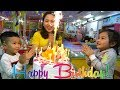 Happy Birthday To Mommy At Indoor Playground With Anto And Diana Family Fun Kids mp3