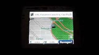 teste de navegadores gps para o carro