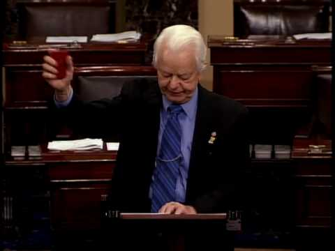 Robert Byrd: The Dean of the Senate