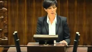[154/414] Dorota Niedziela: Panie Marszałku! Panie Ministrze! Wysoka Izbo! Mam zaszczyt przedsta...