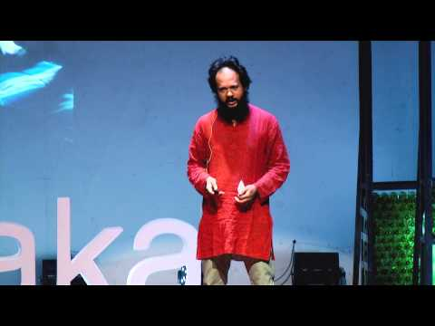 A tale of the old city | Munem Wasif | TEDxDhaka