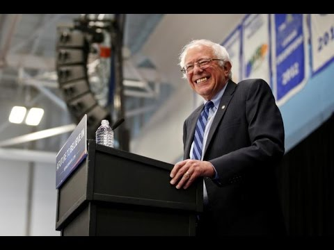 Bernie Takes Indiana & Promises To Fight On
