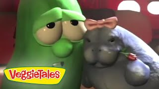 Veggie Tales | Endangered Love | Veggie Tales Silly Songs With Larry
