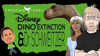 Creation Today Claims - Disney Dinosaur Extinction (feat. Dr. Mary Schweitzer)