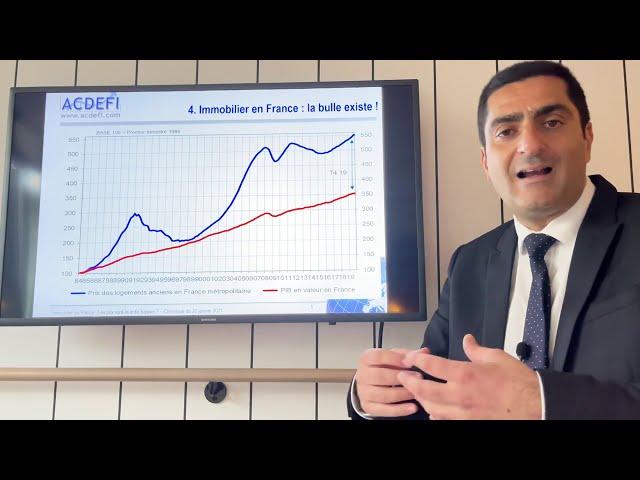 Immobilier en France : les prix vont-ils enfin baisser ?