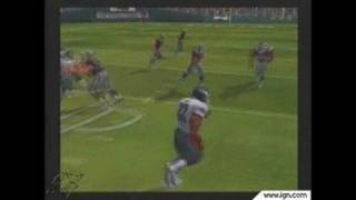 NFL Blitz: Pro PlayStation 2 Gameplay