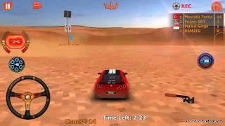 Dubai Drift - Android Gameplay \\ Türkler her yerde kendini belli eder :)