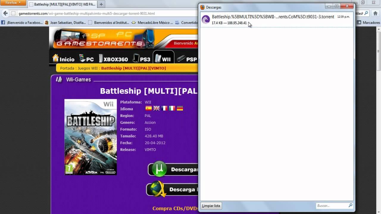Descargar Juegos De Wii Rapido Youtube