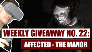 Daydream District Weekly Giveaway No. 22: Affected - The Manor