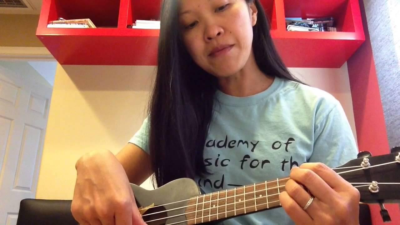 Full ukulele tutorial all i have to do is dream youtube hexwebz Choice Image
