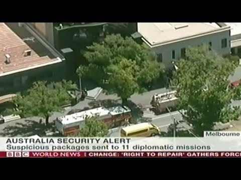 Multiple Embassies And Consulates Evacuated After Receiving Suspicious Packages In Australia!